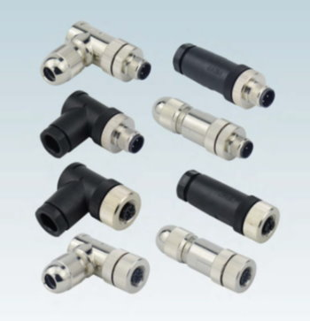 M12 Circular Connector Series-Hsin Cheng Yao Technology